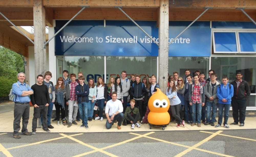 A Level Physics & Chemistry Students Embark On Fission Trip!