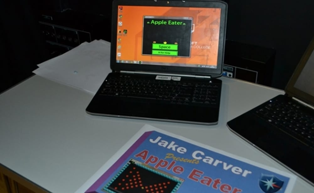 Lowestoft Young Game Designer 2015