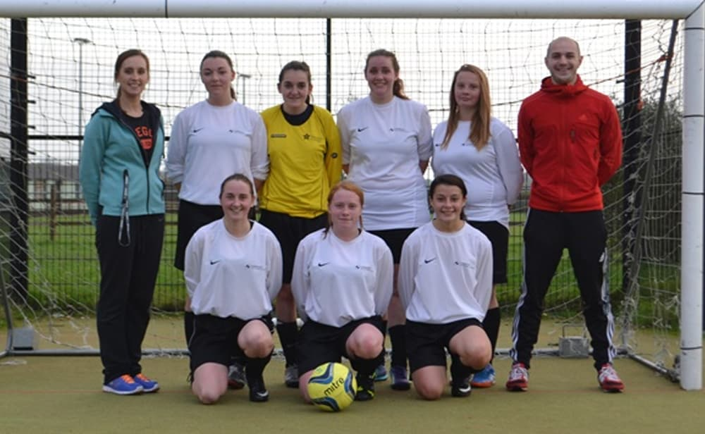 L6FC Ladies Hit Six Against Bungay