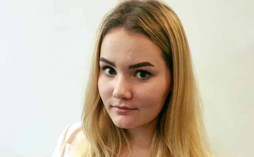 #STANDOUT STUDENT - Maria Vakhrusheva