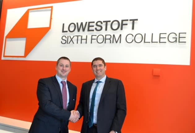 Proposed merger of Lowestoft Sixth Form College and East Coast College