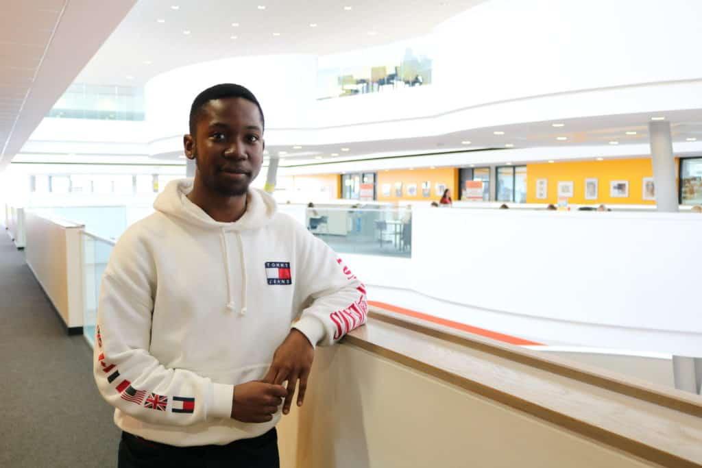 L6FC Student Vice President: Jordan Lubega