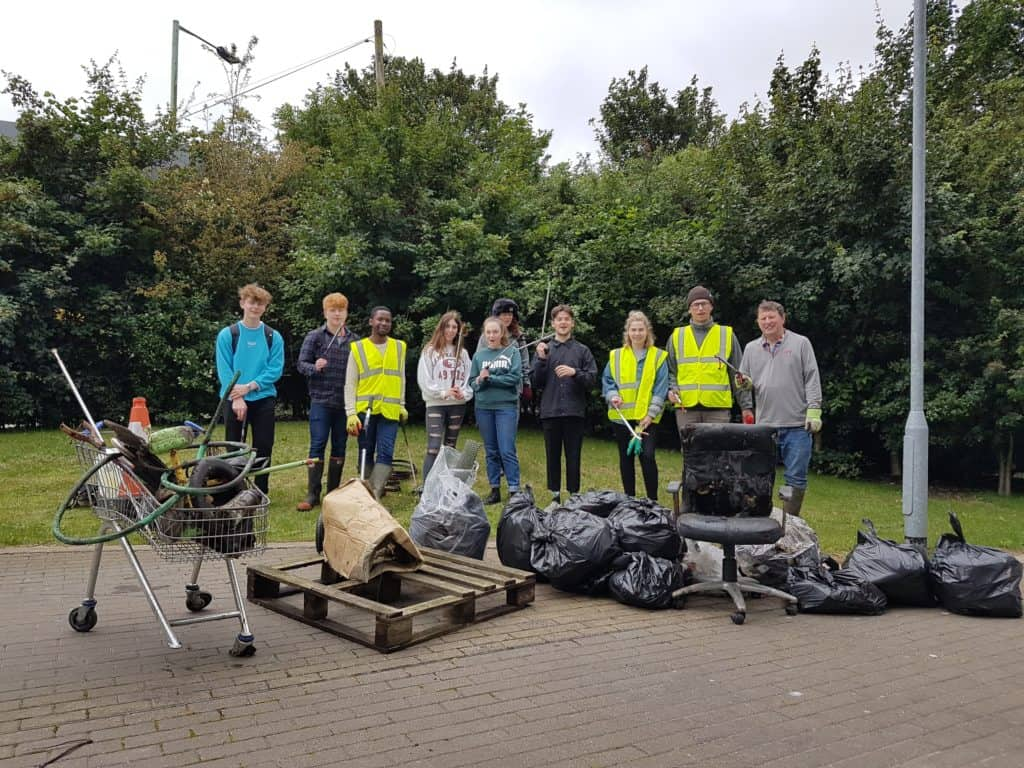 Community Action Litter Pick Up!