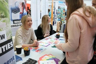 Future Horizons Careers Fair 2019